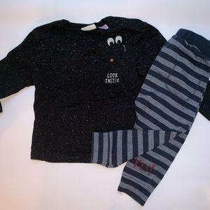 Zara baby boy star outfit